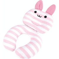 BB用 兔子枕頭連頸枕
