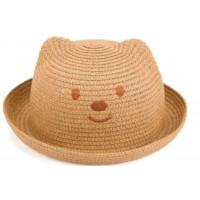BABY 熊熊 草帽