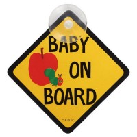 hungry caterpillar( Apple )  baby on board