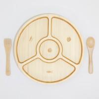 VARANCER SET 日本竹制餐盤