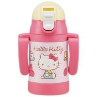 两手保冷baby stainless mug(Hello Kitty)