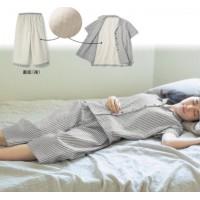 裏面毛巾素材女装睡衣(S~5L )