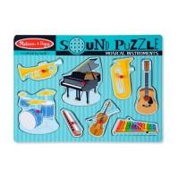 sound puzzle  楽器