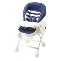 KATOJI 藍白 High Chair
