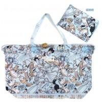Disney 灰姑娘 行李袋