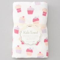 日本製mini 浴用紗布毛巾(cake)