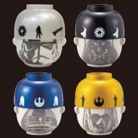 Star War系列 茶汁碗組合