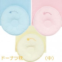 【日本製】BB甜甜圈形狀枕頭《中》(適合 4個月 〜12個月左右)