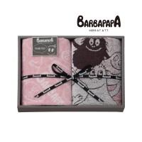 【BARBAPAPA】毛巾套裝