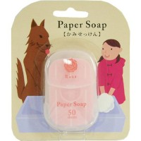 Paper Soap 玫瑰花味