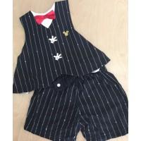 Disney baby costume set  Mickey
