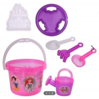 DISNEY PRINCESS 玩沙子玩具set