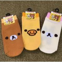 Rirakuma kids socks約13〜18cm