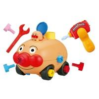 麵包超人 組裝車玩具