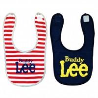 Buddy Lee 新款口水肩 2 枚組