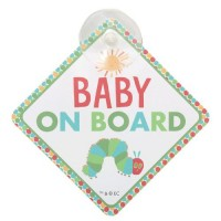 hungry caterpillar(sunny)baby on board