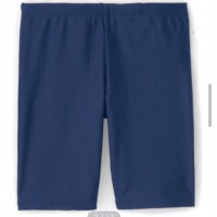 日本學校男生游泳長褲子