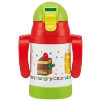 两手保冷baby stainless mug(hungry caterpillar)