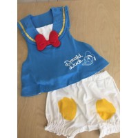 Disney baby costume set  Donald