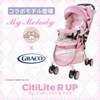 日式 My Melody x GRACO  CitiLite R UP 両対面 A型BB車