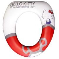 Hello Kitty 補助便座