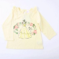 DISNEY KIDS GIRL 長袖T shirts