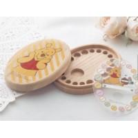 代理購入商品:日本製 DISNEY 小兒牙歯紀念盒子(彩色版)