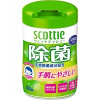 SCOTTIE Non-alcoholic除菌 100張(本体)