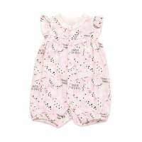 小鳥BB粉紅衣服70㎝