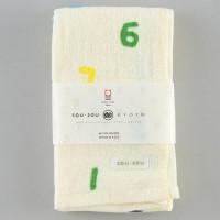 今治 SOU・SOU SOSUU五彩色毛巾 (約34×80cm)
