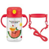 SKATER 2way折畳式両手straw mug hungry caterpillar