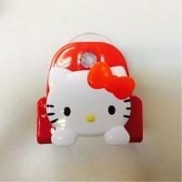 Hello Kitty 廚房洗手盤 吸盤海棉架