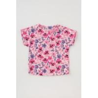 Sweet girl Short sleeve T-shirt BB衣服 flower