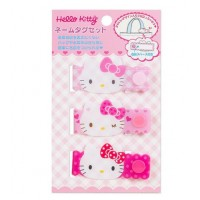 Sanrio Hello Kitty 名牌扣