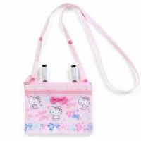 Hello Kitty sholder pocket 小包包