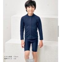 日本学校游泳上衣