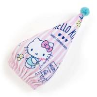 Hello Kitty 游泳毛巾帽子