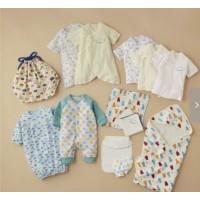 代購商品:NEW 新生児出産準備14 items set