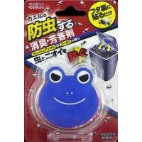 青蛙 防虫・消臭芳香剤