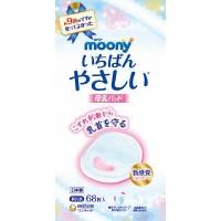 日本製 MOONY防溢乳墊68入