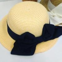 女児夏天帽子 48cm