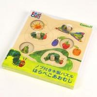 hungry caterpillar (対象年齢:2歳~)木製Puzzle