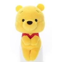 日本迪士尼Disney 一齊去旅行自拍公仔 - winnie the pooh