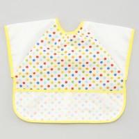 【日本制】嬰兒進餐短圍裙