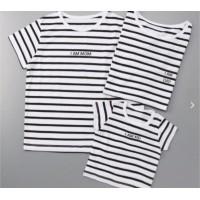 代購商品:NEW mama&papa&kids親子Tshirt 3set