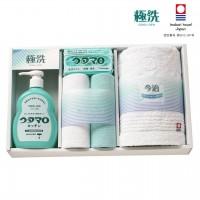 【日本制】肥皂・廚房清潔劑・毛巾・洗碗布套裝