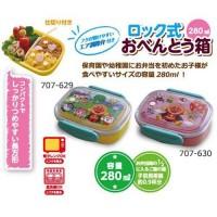 日本製 麵包超人児童便當盒