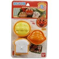 日本製 麵包超人飯糰型