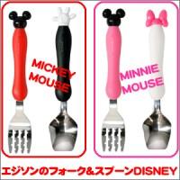 日本製 EDISON Disney  BB學習叉匙套裝